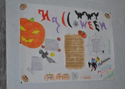 Страшный и ужасный HALLOWEEN прошел весело и задорно в школе English World.